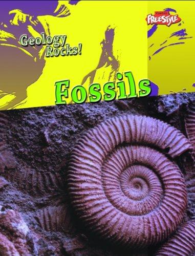 9781406206616: Fossils (Raintree Freestyle Express: Geology Rocks!)