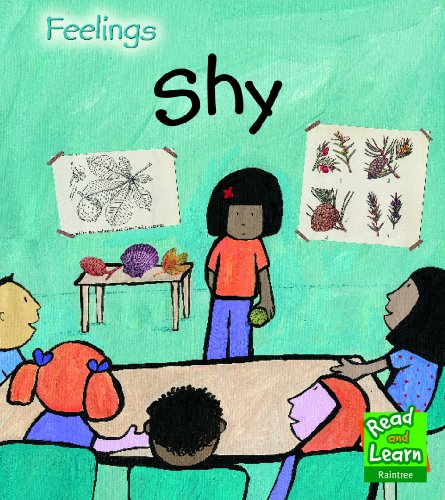 9781406207804: Shy (Feelings) (Feelings)