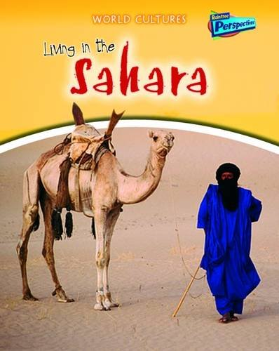 9781406208344: Living in the Sahara (World Cultures)
