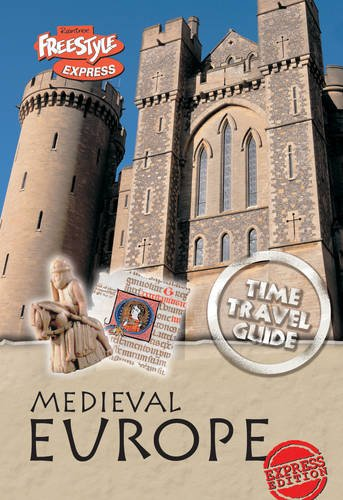 9781406209990: Time Travel Guides Pack B of 4 (Raintree Freestyle: Time Travel Guides)