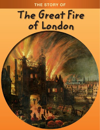 The Story of Great Fire of London (9781406210101) by Ganeri, Anita