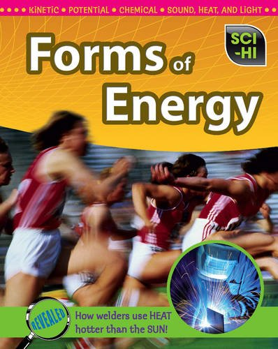 Forms of Energy (Sci-Hi: Sci-Hi): Anna Claybourne