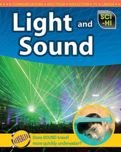Light and Sound (Sci-Hi): Hartman, Eve, Meshbesher,