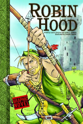 9781406212495: Robin Hood (Graphic Fiction: Graphic Revolve)