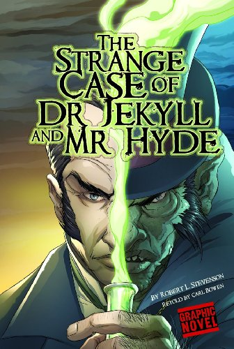 9781406212570: Strange Case of Dr Jekyll and Mr Hyde (Graphic Revolve)