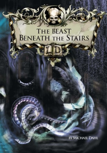 9781406212815: The Beast Beneath the Stairs (Library of Doom)