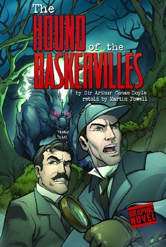 Hound of the Baskervilles (Graphic Fiction: Graphic Revolve): Doyle, Sir Arthur Conan