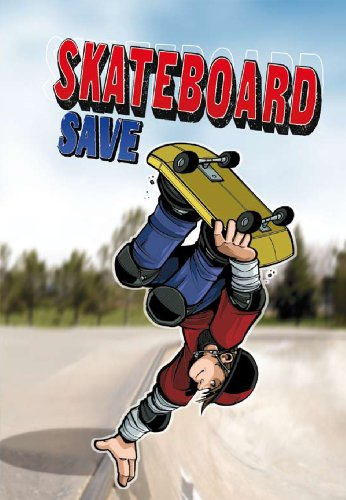 9781406213720: Skateboard Save (Sport Stories)