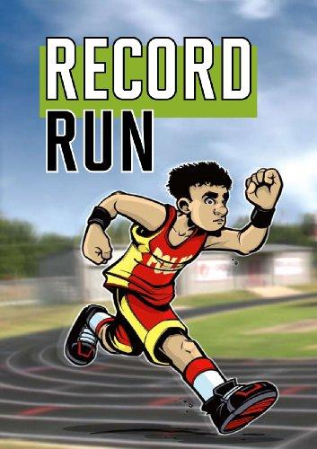 9781406213799: Record Run (Sport Stories)