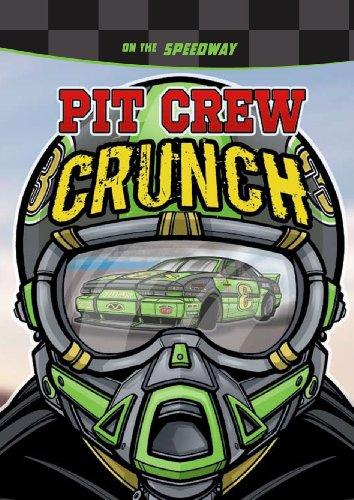 9781406214017: Pit Crew Crunch: On the Speedway (Sport Stories)