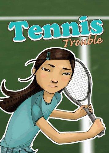 Tennis Trouble (Sport Stories): Kreie, Chris
