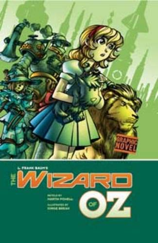 The Wizard of Oz (Graphic Fiction: Graphic Revolve) (9781406214161) by L. F. Baum