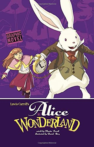 9781406214185: Alice in Wonderland (Graphic Fiction: Graphic Revolve)