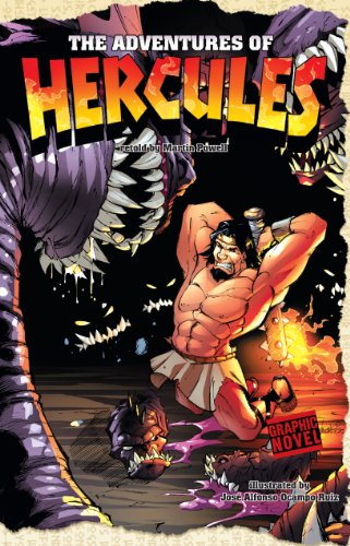 9781406214277: The Adventures of Hercules (Graphic Fiction: Graphic Myths)