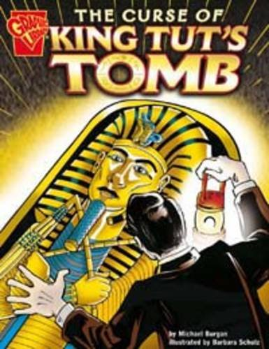 9781406214345: Curse of King Tut's Tomb (Graphic Non Fiction: Graphic History)