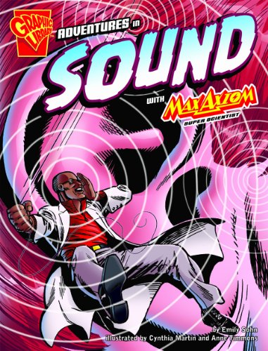 9781406214710: Adventures of Sound (Graphic Non Fiction: Graphic Science)