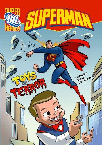 9781406215007: Toys of Terror (DC Super Heroes. Superman)