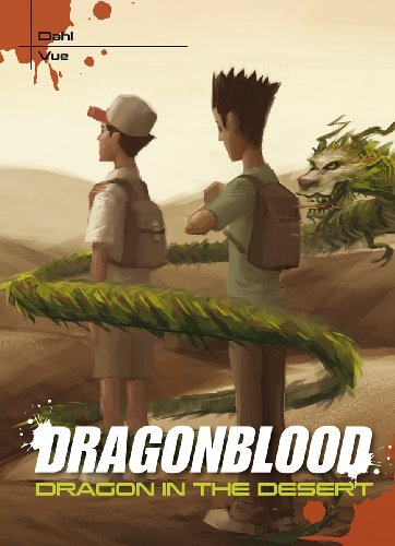 9781406215168: Dragon in the Desert (Dragonblood)