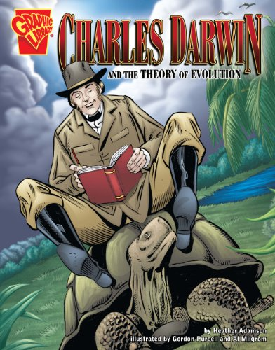 9781406215731: Charles Darwin and the Theory of Evolution (Graphic Non Fiction: Graphic Discoveries)