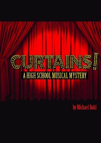 9781406215786: Curtains (School Mysteries)