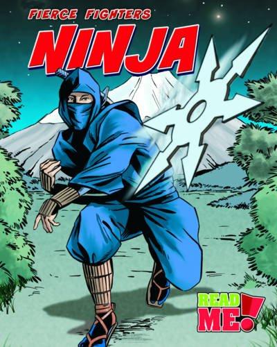 Ninja (Fierce Fighters): Charlotte Guillain