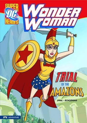 9781406216288: Trial of the Amazons (Wonder Woman)