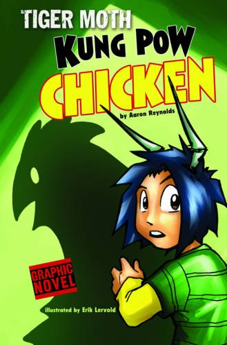 9781406216585: Kung Pow Chicken (Graphic Fiction: Tiger Moth)