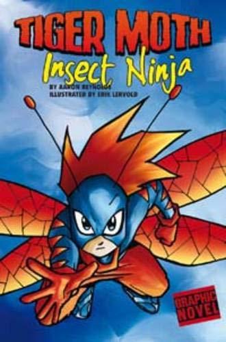 9781406216615: Insect Ninja (Graphic Fiction: Tiger Moth)