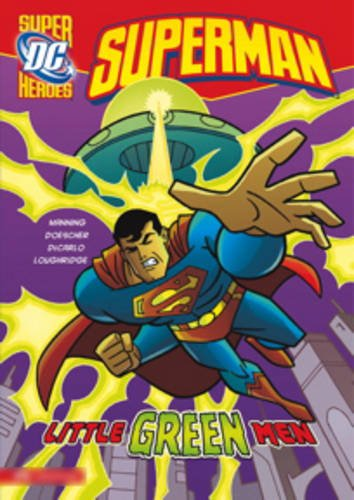 9781406217988: Little Green Men (DC Super Heroes: Superman)