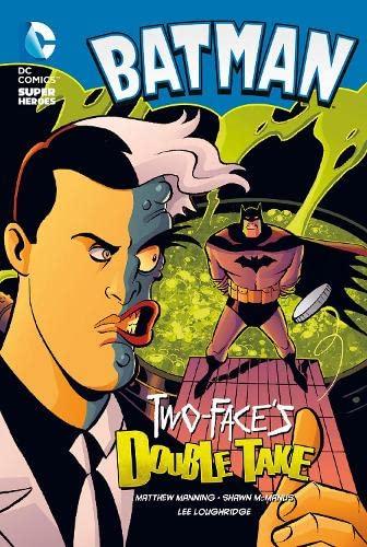 9781406218039: Two-Faces Double Take (DC Super Heroes. Batman)