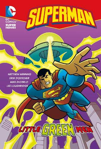 9781406218060: Little Green Men (DC Super Heroes: Superman)