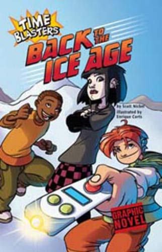 9781406218442: Back to the Ice Age (Graphic Sparks: Time Blasters)