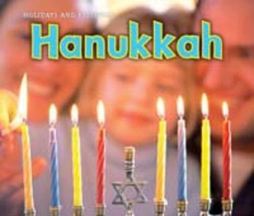 9781406219296: Hanukkah (Holidays and Festivals)
