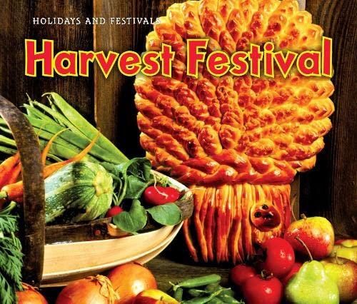 9781406219302: Harvest Festival (Holidays and Festivals)