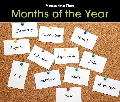 Months of the Year (Measuring Time): Steffora, Tracey