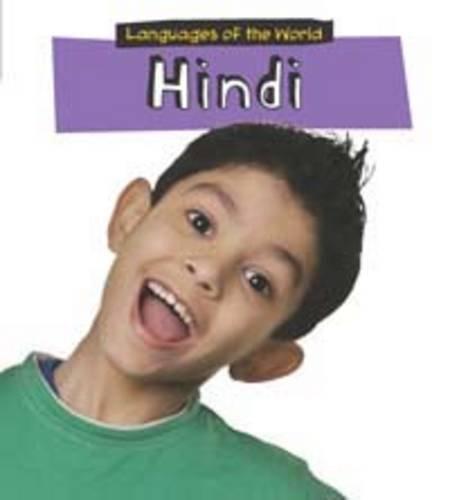Hindi (Hardcover): Anita Ganeri