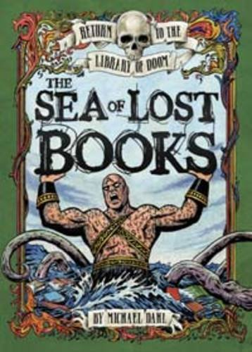9781406225020: Sea of Lost Books (Graphic Fiction: Return to the Library of Doom)