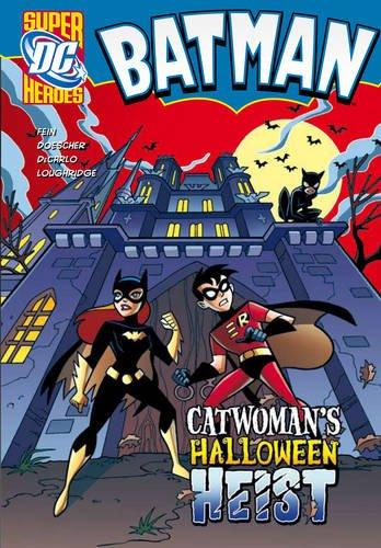 9781406225372: Catwoman's Halloween Heist (Batman)