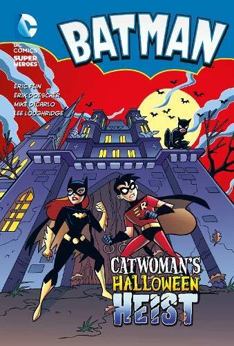 9781406225426: Catwoman's Halloween Heist (DC Super Heroes - Batman)