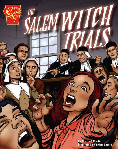 9781406225587: Salem Witch Trials (Graphic Library: Graphic History)