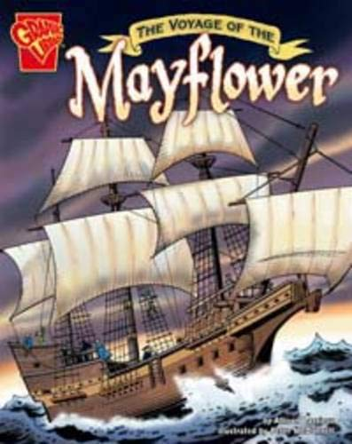 9781406225594: Voyage of the Mayflower (Graphic Library: Graphic History)