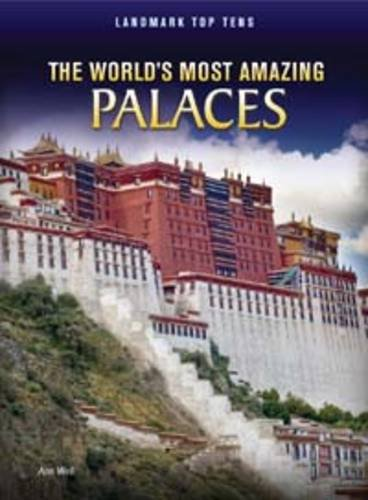 9781406227574: The World's Most Amazing Palaces (Raintree Perspectives: Landmark Top Tens)