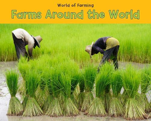 Farms Around the World (Geography): Veitch, Catherine