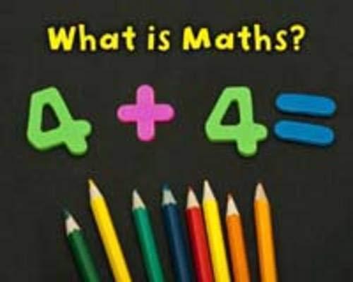 9781406229028: What Is Maths? (Maths Around Us)