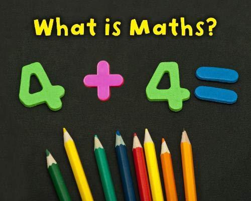 9781406229660: What Is Maths? (Maths Around Us)