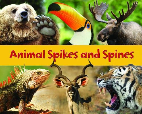 9781406229691: Animal Spikes and Spines (Acorn Plus)