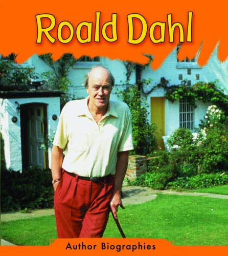 9781406234534: Roald Dahl (Author Biographies)