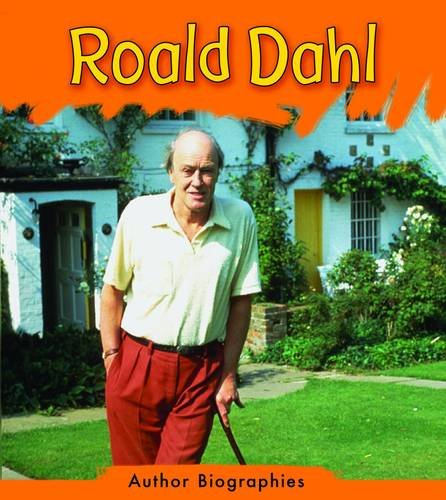 9781406234596: Roald Dahl (Author Biographies)