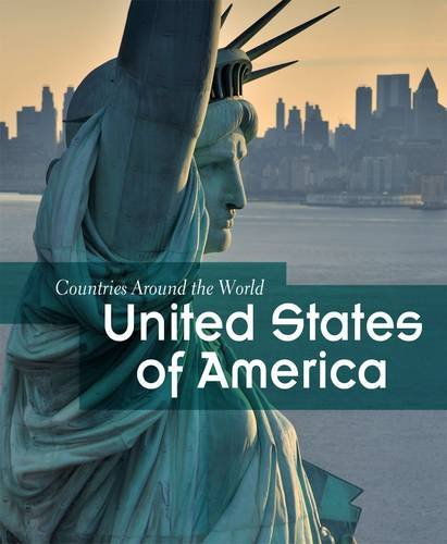 9781406235456: United States of America (Countries Around the World (Paperback))