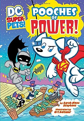 9781406236453: Pooches of Power (DC Super-Pets)